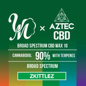 AZTEC CBD&VapeMania 和みCBDワックス