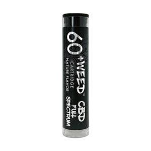 ネイチャーフレーバー CBD フルスペクトラム 60% カートリッジ